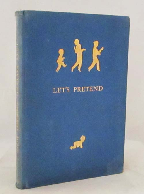 Image for Let's Pretend Poems