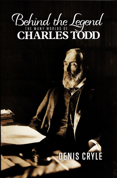 Image for Behind the Legend: The Many Worlds of Charles Todd