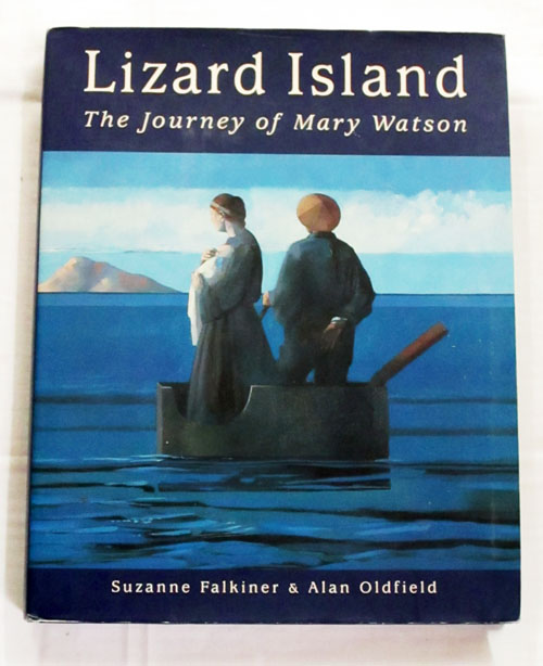 Image for Lizard Island The Journey of Mary Watson