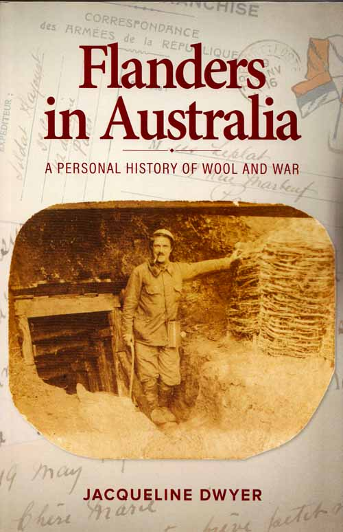 Image for Flanders in Australia: A Personal History of Wool and War
