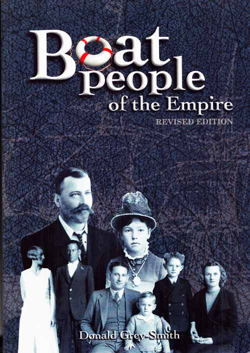 Image for Boat People of the Empire: Australian History from a Family Perspective (Inscribed by Author)