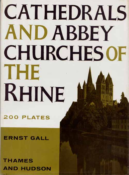 Image for Cathedrals and Abbey Churches of the Rhine