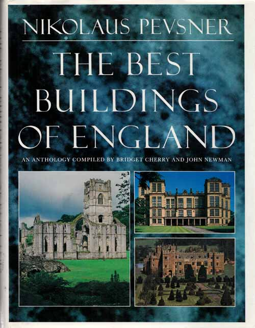 Image for The Best Buildings of England