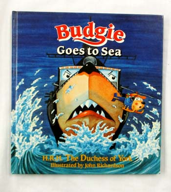 Image for Budgie Goes to Sea