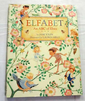 Image for Elfabet An ABC of Elves