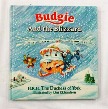 Image for Budgie and the Blizzard