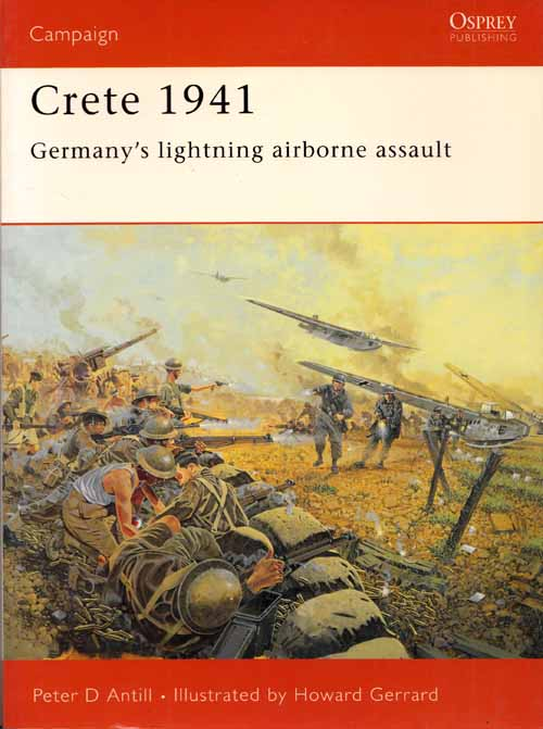 Image for Crete 1941.  Germany's lightning airborne assault [Campaign Series 147]