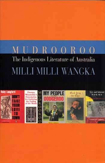Image for The Indigenous Literature of Australia Milli Milli Wangka