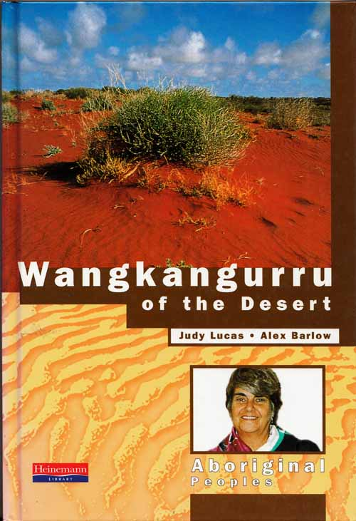 Image for Wangkangurru of the Desert