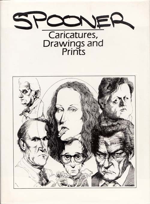 Image for John Spooner Caricatures, Drawings and Prints