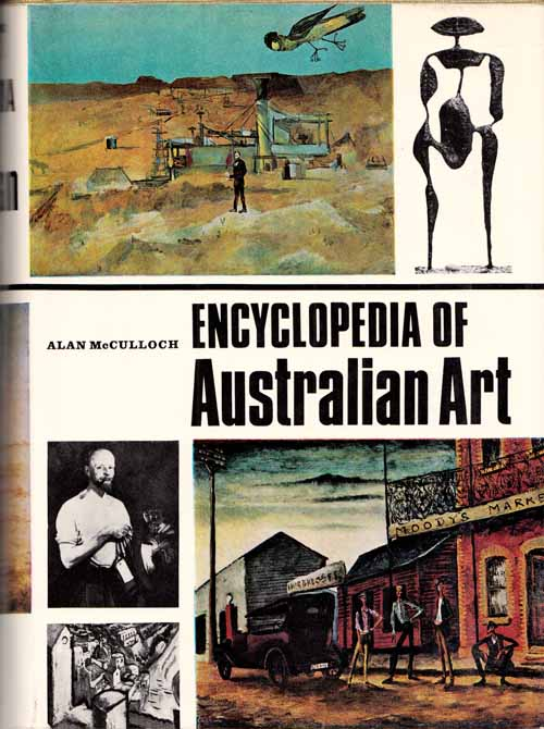 Image for Encyclopedia of Australian Art