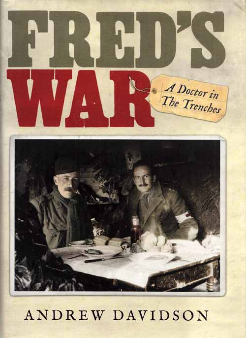 Image for Fred's War