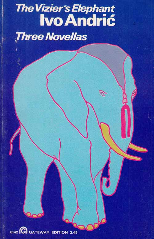 Image for The Vizier's Elephant