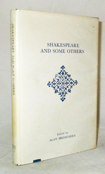 Image for Shakespeare and Some Others.  Essays on Shakespeare and some of his Contemporaries