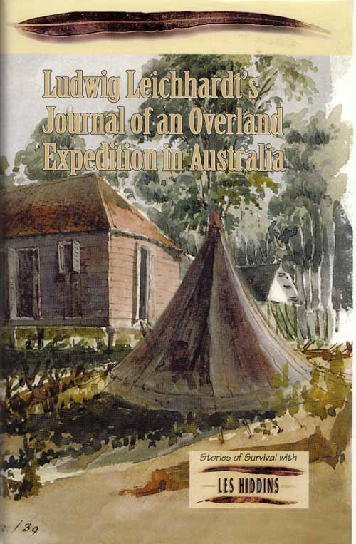 Image for Journal of an Overland Expedition in Australia from Moreton Bay to Port Essington. During the Years 1844-1845