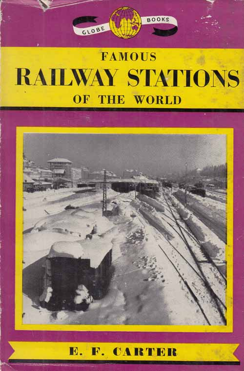 Image for Famous Railway Stations of The World and Their Traffic