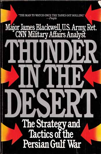 Image for Thunder in the Desert. The Strategy and Tactics of the Persian Gulf War