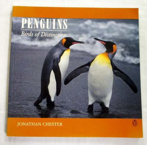 Image for Penguins Birds of Distinction