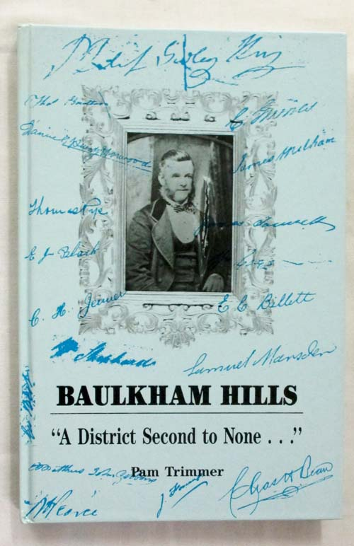 "Image for Baulkham Hills ""A District Second to None..."""
