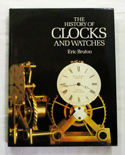 Image for The History of Clocks and Watches