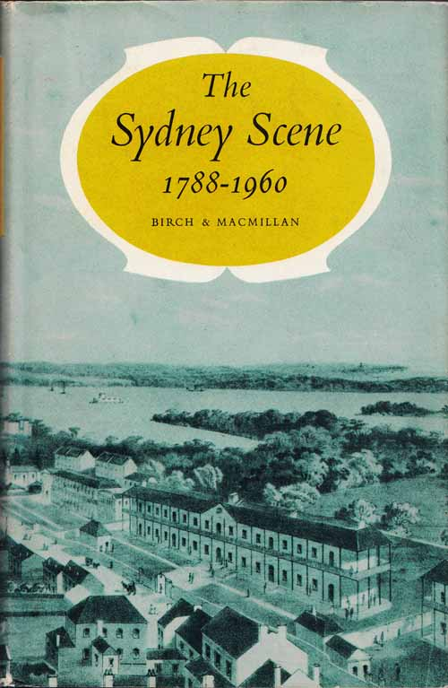 Image for The Sydney Scene 1788-1960