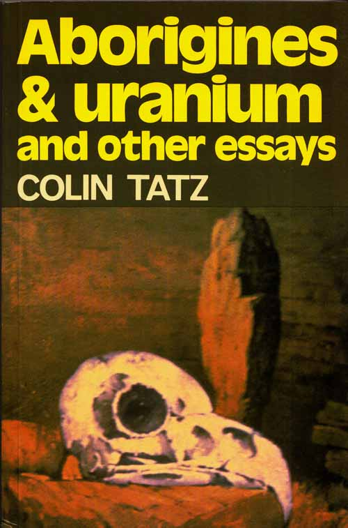Image for Aborigines & Uranium and other essays