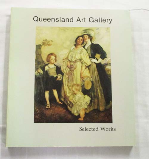 Image for Queensland Art Gallery Selected Works