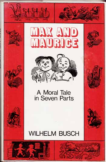 Image for Max and Maurice A Moral Tale in Seven Parts