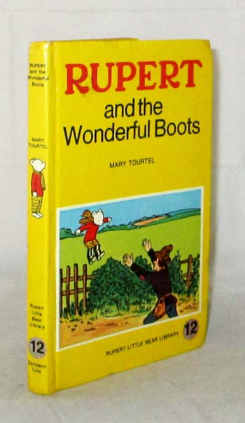 Image for Rupert and the wonderful boots (Rupert Little Bear Library 12)