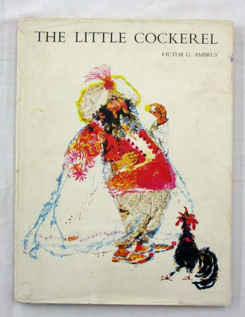 Image for The Little Cockerel
