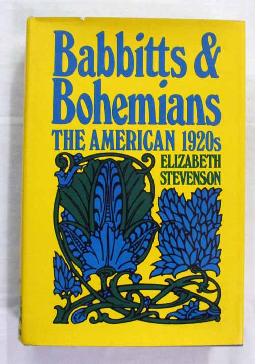 Image for Babbitts and Bohemians The American 1920s