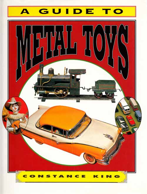Image for A Guide to Metal Toys