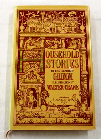 Image for Household Stories from the Collection of the Bros Grimm (Facsimile Classics Series)
