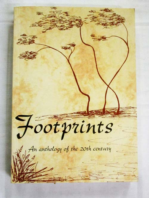 Image for Footprints An Anthology of the 20th Century