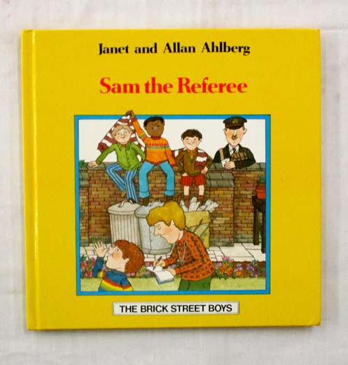 Image for Sam the Referee (The Brick Street Boys)