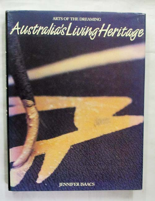 Image for Australia's Living Heritage: Arts of the Dreaming