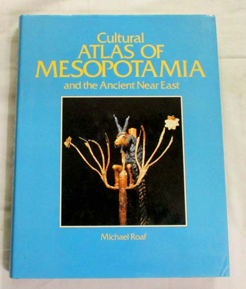 Image for Cultural Atlas of Mesopotamia and the Ancient Near East