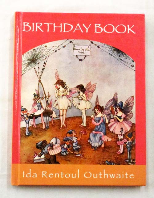 Image for Ida Rentoul Outhwaite Birthday Book