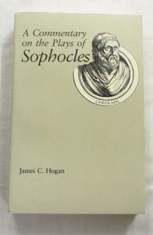 Image for A Commentary on the Plays of Sophocles