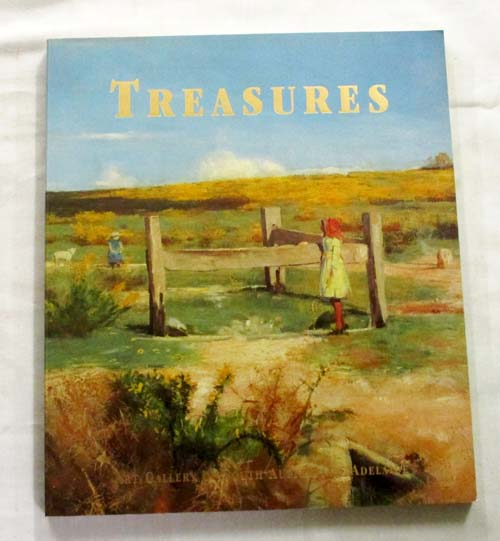 Image for Treasures from the Art Gallery of South Australia Adelaide