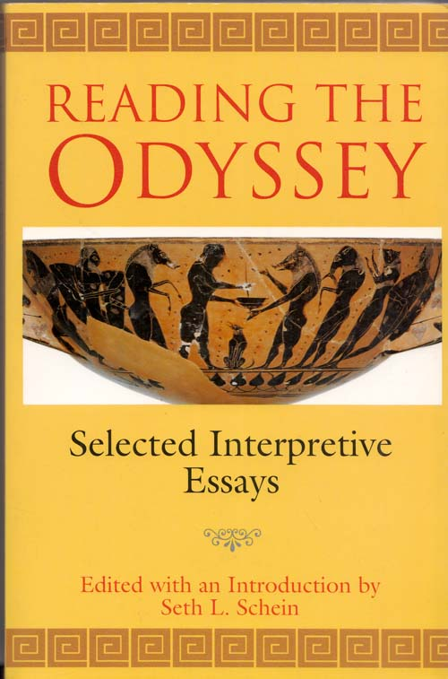 Image for Reading the Odyssey.  Selected Interpretive Essays