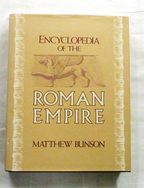Image for Encyclopedia of the Roman Empire