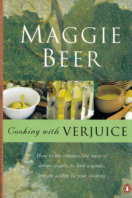 Image for Cooking With Verjuice [Signed]