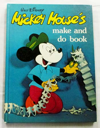Image for Mickey Mouse's Simple Make and Do Book