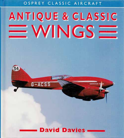 Image for Antique & Classic Wings