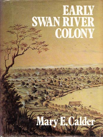 Image for Early Swan River Colony