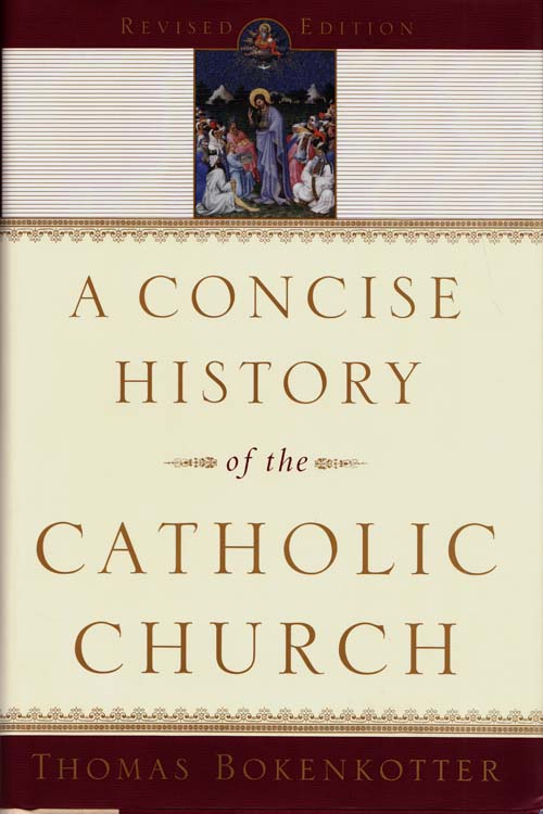 Image for A Concise History of the Catholic Church
