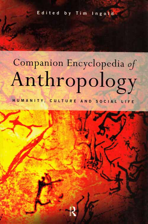 Image for Companion Encyclopedia of Anthropology