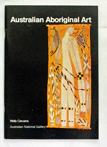 Image for Australian Aboriginal Art A Souvenir Book of Aboriginal Art in the Australian National Gallery