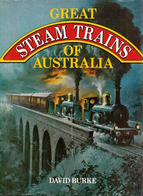 Image for Great Steam Trains of Australia